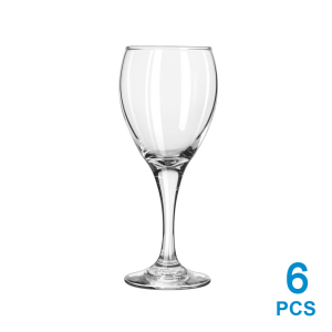 LIBBEY TEARDROP SET GELAS WINE 251 ML 6 PCS