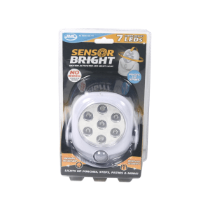 JML SENSOR BRIGHT LAMPU LED
