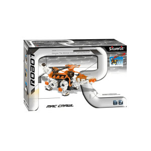 SILVERLIT ROBOT MINI MECH MAC CRAWLER 84081