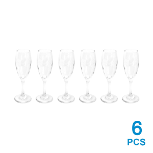 LIBBEY TEARDROP SET GELAS WINE 170 ML 6 PCS