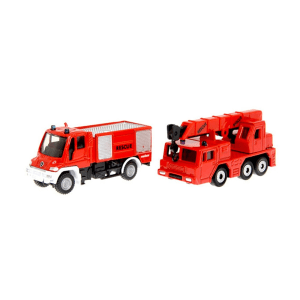 SIKU SET FIRE FIGHTER 1661