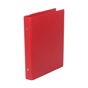BANTEX MULTIRING BINDER 20 RING 25MM A5 - MERAH