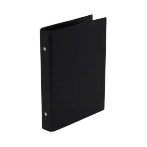 BANTEX MULTIRING BINDER 20 RING 25MM A5 - HITAM