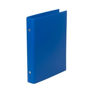 BANTEX MULTIRING BINDER 20 RING 25MM A5 - BIRU