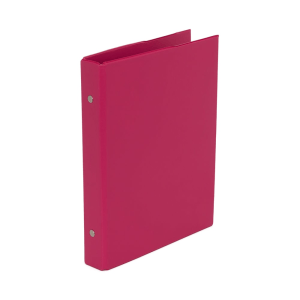 BANTEX MULTIRING BINDER 20 RING 25MM A5 - PINK