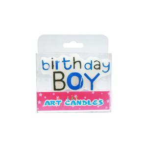 MIX MATCH LILIN KUE ULANG TAHUN BIRTHDAY BOY/GIRL
