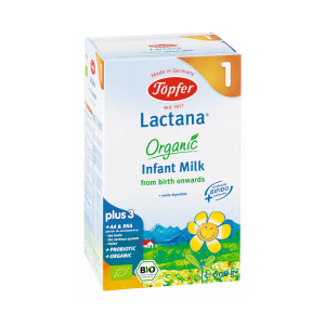 TOPFER SUSU LACTANA ORGANIC INFANT 1