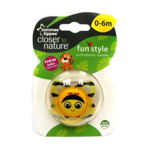 TOMMEE TIPPEE PACIFIER CLOSER TO NATURE