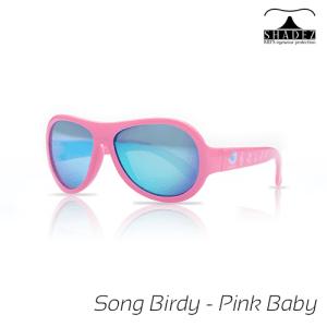 SHADEZ BABY KACAMATA ANAK DESIGNER SONG BIRD - PINK