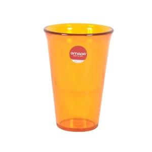 OMADA HAPPY DRINK GELAS 400 ML - KUNING