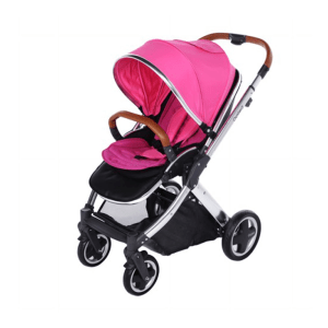 BABY STYLE OYSTER 2 STROLLER - PINK