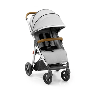BABY STYLE OYSTER STROLLER ZERO - SILVER