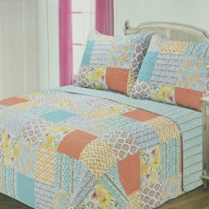 BED COVER 240X210 CM NT402