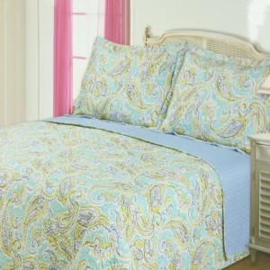 BED COVER 240X210 CM NT5032 - HIJAU