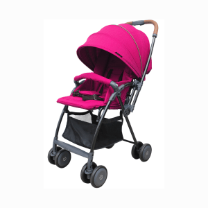 BABY STYLE OYSTER STROLLER AIR WOW PINK