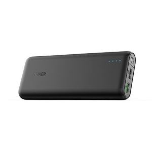 ANKER POWERCORE 20000 QUICK CHARGER 3.0 - BLACK