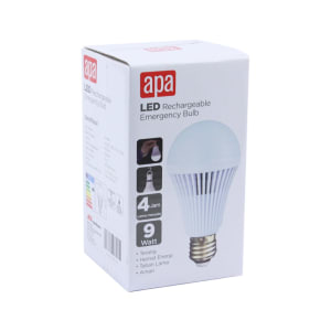 BOHLAM LED EMERGENCY RECHARGEABLE
