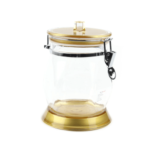 KRISHOME TOPLES AIRTIGHT - GOLD