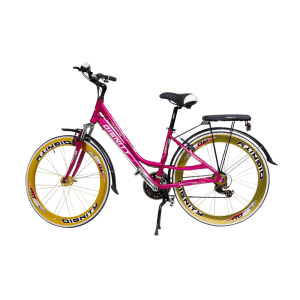 SELIS DIGNITY CITY BIKE TOURING - PINK