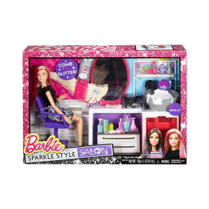 BARBIE DOLL FEATURE FALL HAIR