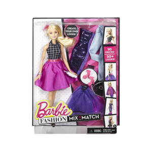 BARBIE FASHION MIX N MATCH