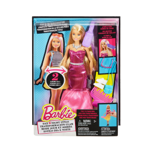 BARBIE TOTAL TRANSFORMATION