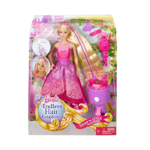 BARBIE FEATURE HAIR PRINCESS