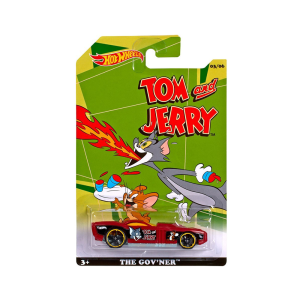 HOT WHEELS MINIATUR MOBIL TOM & JERRY CMJ28