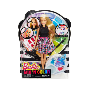 BARBIE PLAYSET MIX N COLOR