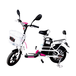 SELIS SEPEDA LISTRIK BUTTERFLY LIMITED EDITION - PINK