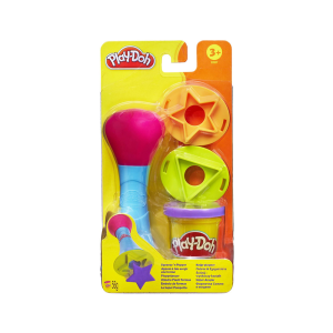PLAYDOH SQUEEZE AND POPPER