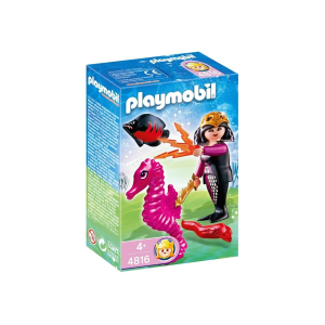 PLAYMOBIL SET MINIATUR MAGICAL CASTLE OCEAN QUEEN