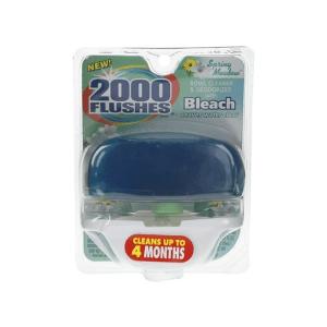 2000 FLUSHES PEMBERSIH TOILET 60,6 ML
