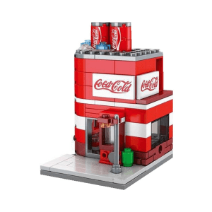 SEMBO NANO BLOCK COLA SHOP
