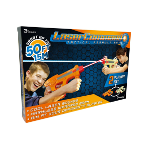 DRAGON-I PISTOL MAINAN LASER COMMAND TACTICAL ASSAULT