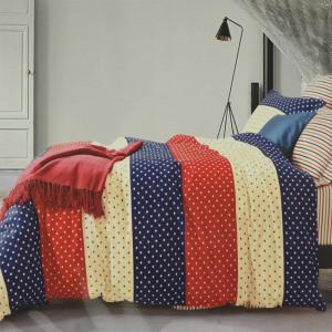 BED COVER STRIPE 240X210 CM