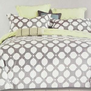 BED COVER CLOVER 240X210 CM - ABU-ABU