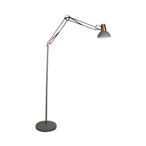 EGLARE ARKITEK LAMPU LANTAI - ABU-ABU