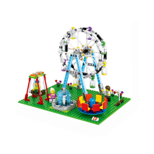 SEMBO NANO BLOCK AMUSEMENT PARK