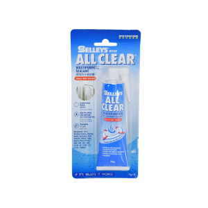 SELLEYS SEALANT ALL CLEAR 75 GR