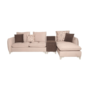 LAVINIA SOFA SECTIONAL - KREM