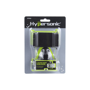 HYPERSONIC HOLDER SMARTPHONE HPA566 - HITAM