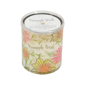 CANDLE LITE BLOOMS PINEAPPLE PETALS LILIN AROMATERAPI 453 GR