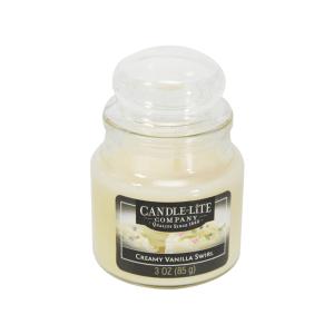 CANDLE LITE CREAMY VANILLA LILIN AROMATERAPI 85 GR