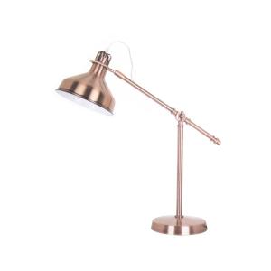 EGLARE MINIMAL LAMPU MEJA E27 - ABU-ABU