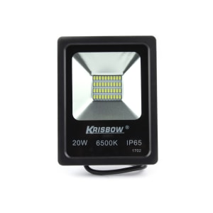 KRISBOW LAMPU LED OUTDOOR 20W 6500K