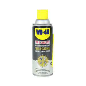 WD40 HIGH PERFORMANCE SILICONE LUBRICANT