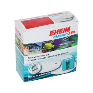 EHEIM PAD FILTER AKUARIUM CLASSIC 250 3 PCS - PUTIH