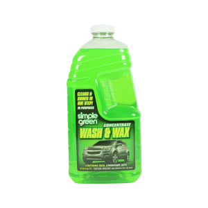 SIMPLE GREEN SHAMPOO DAN WAX MOBIL 2 LTR