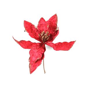 BUNGA ARTIFISIAL PICK VELVET RED